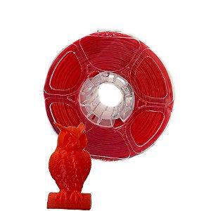 ABS cristal Vermelho