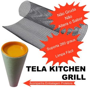 Tela Kitchen Grill TTK 40x33cm