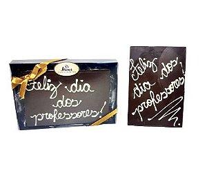 Placa de chocolate Personalizada