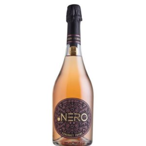 Espumante Ponto Nero Enjoy Cabernet Franc Brut Rosé 750 ml