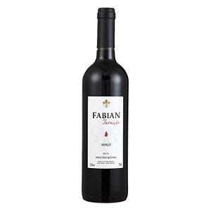 Fabian Intuição Merlot 2020 750ml