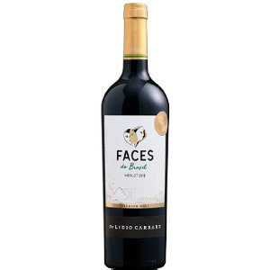 Faces do Brasil Merlot 750ml