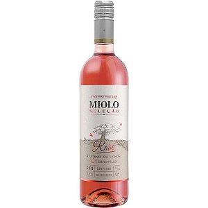 Miolo Seleção Rosé 750ml