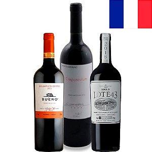 Kit Castas Francesas