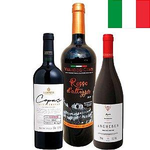 Kit Castas Italianas