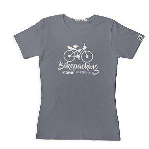 Camiseta Bikepacking Feminina