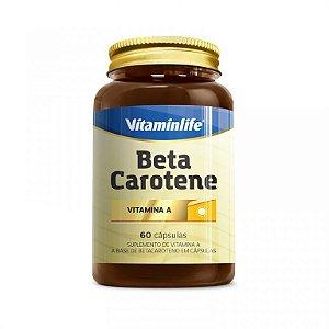 BETA CAROTENE 60 CÁPSULAS - VITAMINLIFE
