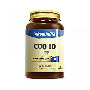 COQ 10 500 MG 60 CÁPSULAS - VITAMINLIFE