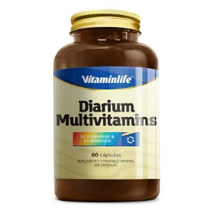 DIARIUM MULTIVITAMINS - VITAMINLIFE
