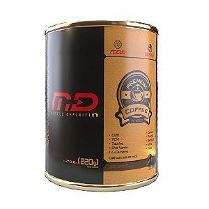 PREMIUM COFFEE 220 GRAMAS - MUSCLE DEFINITION