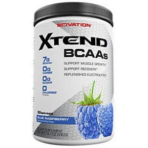 XTEND BCAAS 410 GR IMPORTADO - SCIVATION