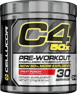 C4 50X 30 DOSES - CELLUCOR (IMPORTADO)