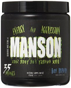 DARK METAL MANSON (35 PORÇÕES) - INSANE LABZ