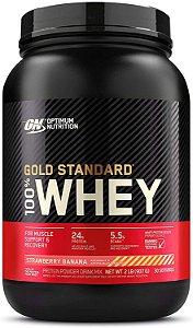 100% WHEY GOLD STANDARD 907 G - OPTIMUM NUTRITION