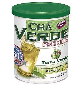 CHÁ VERDE PREMIUM 200 GR - TERRA VERDE