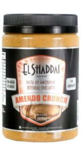 PASTA DE AMENDOIM 1.005 KG - EL SHADDAI