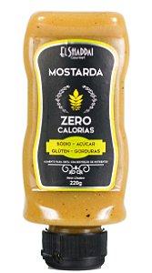MOLHO MOSTARDA ZERO 220 GR - EL SHADDAI