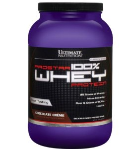 PROSTAR WHEY NEW 907 GR - ULTIMATE NUTRITION