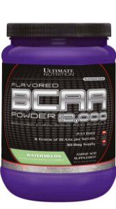 BCAA POWDER 12000 228 GR ( 30 DOSES ) - ULTIMATE NUTRITION