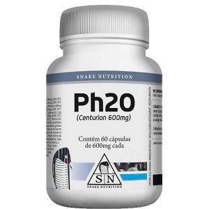 PH20 60 CÁPSULAS - SNAKE NUTRITION
