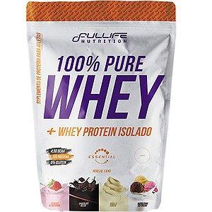 100% PURE WHEY 900 GR - FULLIFE NUTRITION