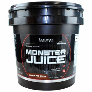 MONSTER JUICE 10 LBS (4.54 KG) - ULTIMATE NUTRITION