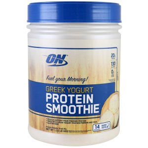 GREEK YOGURT PROTEIN SMOOTHIE - OPTIMUM NUTRITION  (VENC MAIO 2019)