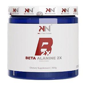 BETA ALANINE 2X 300 GR ( 100 DOSES ) - KN NUTRITION