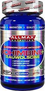 YOHIMBINE + RAUWOLSINE (60 CÁPSULAS) - ALLMAX