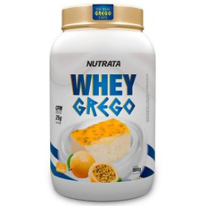 WHEY GREGO 900 GR - NUTRATA
