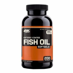 FISH OIL 200 SOFTGEL - OPTIMUM NUTRITION