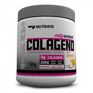 COLAGENO ONLY WOMEN LARANJA - NUTRATA