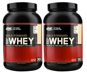 GOLD STANDARD 900 GR 2 UNIDADES - OPTIMUM NUTRITION