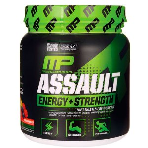 ASSAULT 345 GR   - MUSCLE PHARM