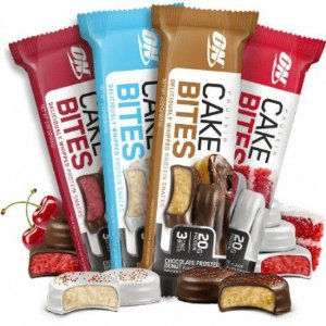 CAKE BITES 63 GR - OPTIMUM NUTRITION