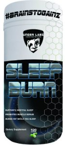 SLEEP BURN 120 CÁPSULAS - UNDER LABZ