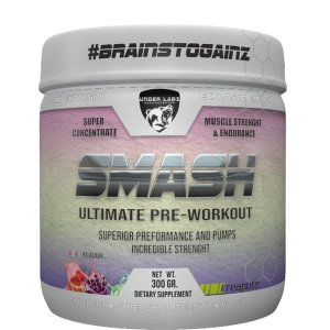 SMASH ULTIMATE PRÉ-WORKOUT 300 GR - UNDER LABZ