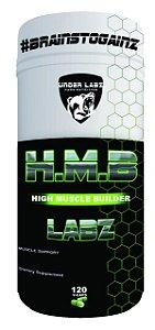 H.M.B LABZ 120 CÁPSULAS - UNDER LABZ