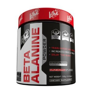 BETA-ALANINE 100 DOSES 300 GR - LETHAL SUPPLEMENT