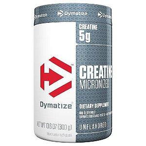 CREA MICRONIZADA 300 GR - DYMATIZE NUTRITION