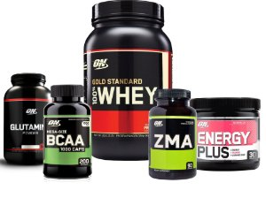 COMBO COMPLETO - OPTIMUM NUTRITION