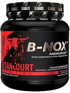 BNOX ANDRO RUSH 35 DOSES - BETANCOURT NUTRITION
