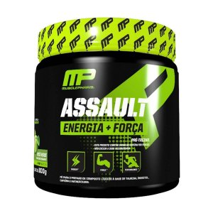ASSAULT 300G NACIONAL - MUSCLE PHARM.
