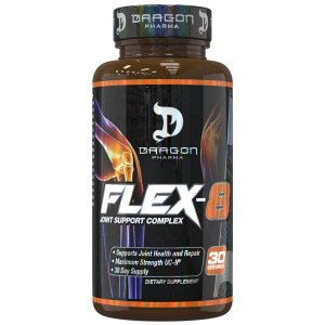 DRAGON PHARMA-FLEX-8 30 CÁPSULAS