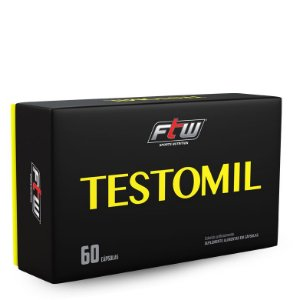 TESTOMIL 60 CÁPSULAS - FTW SPORTS NUTRITION