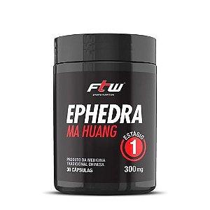 EPHE DRA MA HUANG 300 MG 30 CÁPSULAS - FTW SPORTS NUTRITION