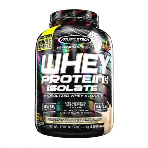 WHEY PROTEIN ISOLATE 2,72 KG - MUSCLETECH
