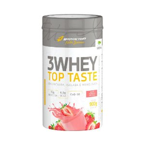 3WHEY TOP TASTE 900 GR - BODYACTION