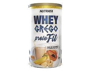 WHEY GREGO PROFIT 450 GR - NUTRATA