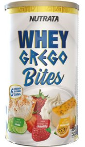 WHEY GREGO BITES FRUITS - NUTRATA